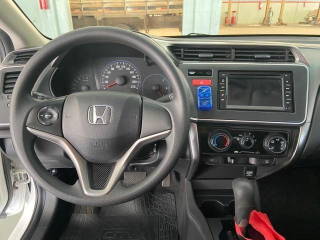 Honda City LX 1.5 CVT - 2016/2016 - Foto 5