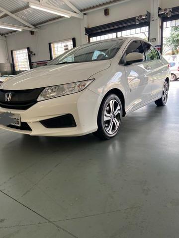 Honda City LX 1.5 CVT - 2016/2016 - Foto 3