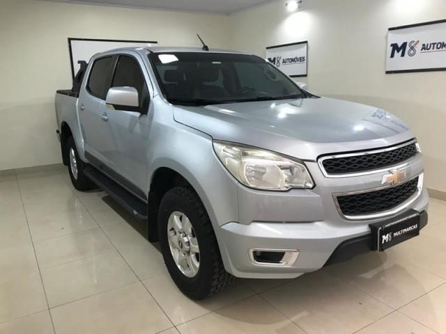 CHEVROLET S10 2.5 LT 4X2 CD 16V FLEX 4P MANUAL - Foto 3