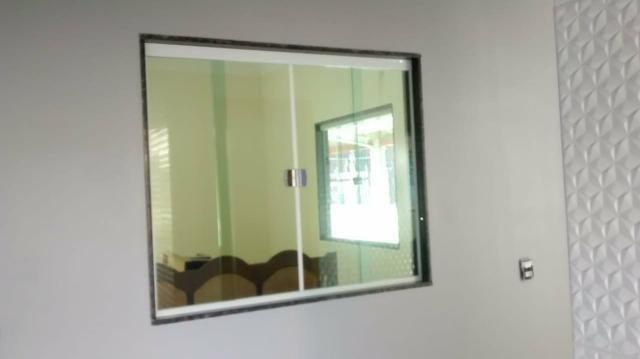 Mega Glass Vidraçaria, projetamos, elaboramos e montamos sua obra - Foto 6
