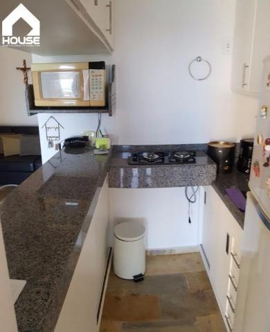 Apartamento à venda com 1 dormitórios em Centro, Guarapari cod:AP1036 - Foto 6