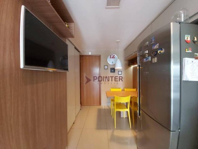 Apartamento Duplex com 3 quartos à venda, 155 m² Setor Bueno - Foto 9