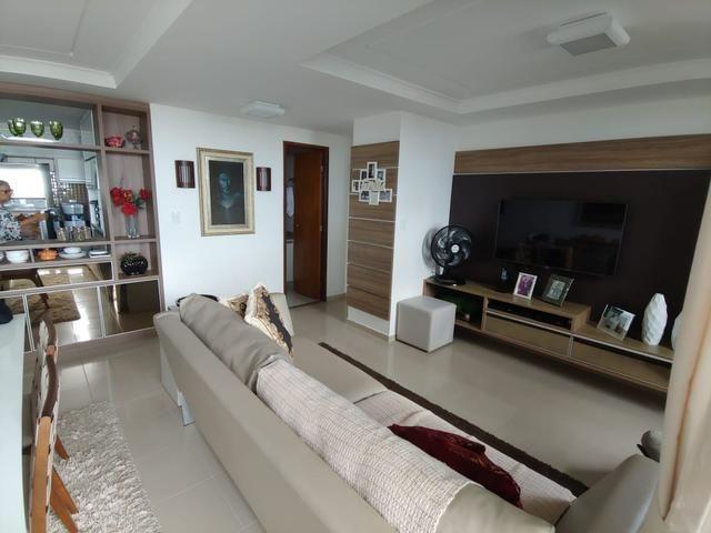 Apartamento 89m na beira mar do Cabo Branco - Foto 2
