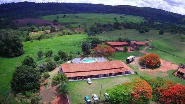 Fazenda à venda, 5614400 m² por R$ 15.000.000,00 - Zona Rural - Cachoeira Alta/GO - Foto 2