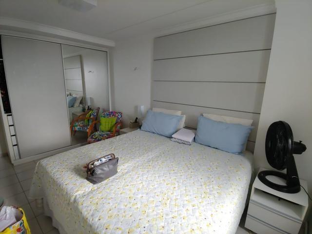 Apartamento 89m na beira mar do Cabo Branco - Foto 10