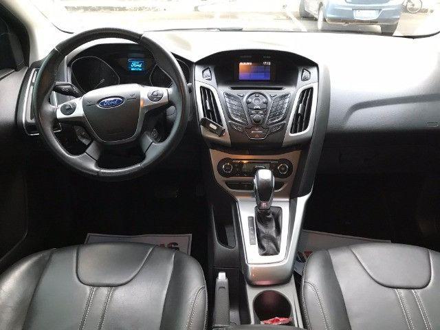 Focus Sedan SE Plus 2.0 Aut. Único dono! - Foto 5