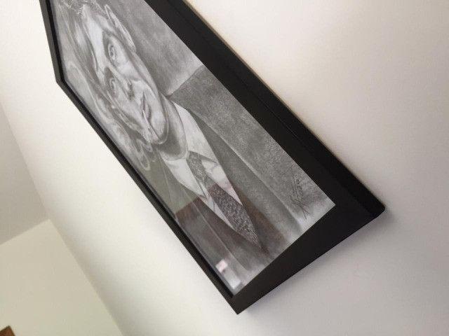 Quadro Thomas Shelby Peaky Blinders Artístico 33x45cm - Foto 3