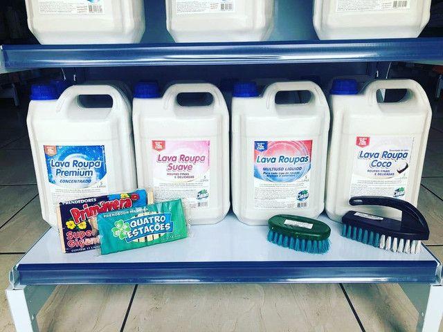Produtos de limpeza Mix Clean
