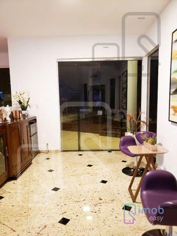 Duplex Condomínio Encontro das Águas, 3 suítes sendo 1 master, semi-mobiliado - Foto 4