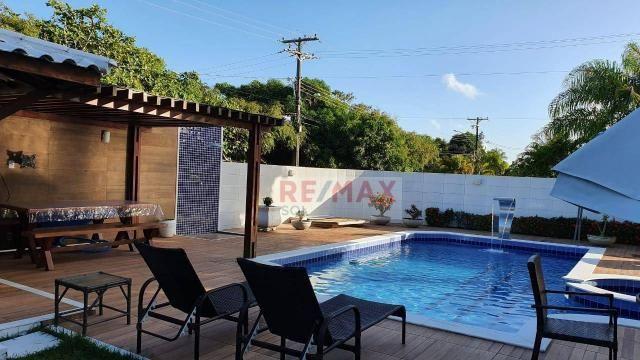 Casa Cond. Vilas do Jacuipe- 4 quartos sendo 2 suíte , 240 m² por R$ 920.000 - Barra do Ja - Foto 4