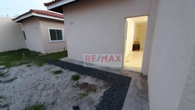 Casa cond. residencial Acássia com 2 quartos sendo 1 suíte, 67 m² por R$ 285.000- Reserva  - Foto 9