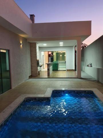Casa à venda, 197 m² por R$ 580.000,00 - Sítio Recreio Encontro das Águas - Hidrolândia/GO