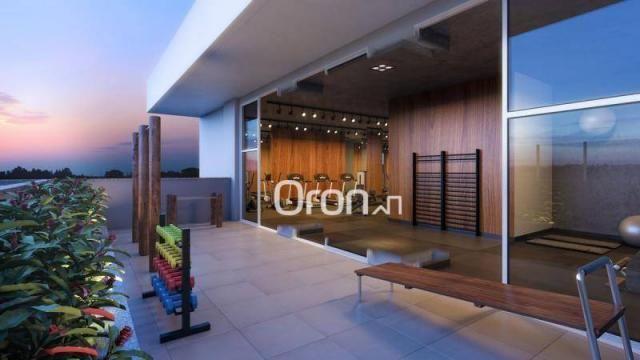 Apartamento à venda, 137 m² por R$ 880.000,00 - Park Lozandes - Goiânia/GO - Foto 4