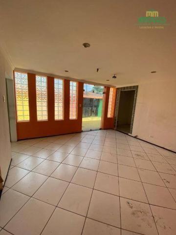 Casa para alugar, 600 m² por R$ 4.800,00/mês - Vila União - Fortaleza/CE - Foto 3