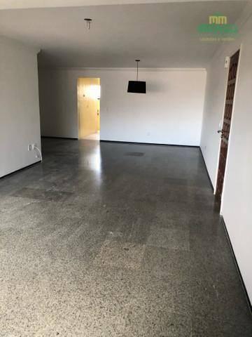 Apartamento com 3 dormitórios à venda, 160 m² por R$ 550.000,00 - Dionisio Torres - Fortal - Foto 4