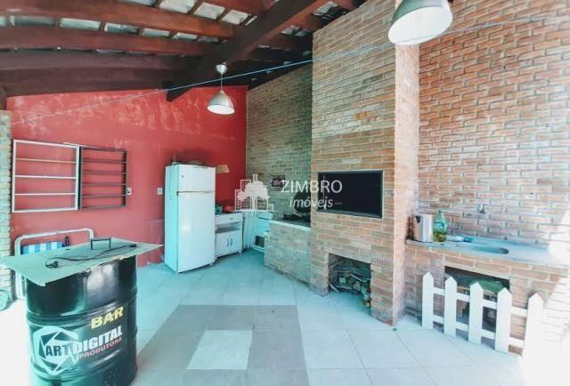 Casa dos Seus Sonhos! 3 Dormitórios, Garagem, Jardim, Churrasqueira, Pronta para Você. - Foto 14