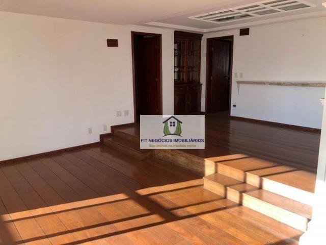 Apartamento com 4 dormitórios para alugar, 190 m² por R$ 2.700/mês - Centro - São José do  - Foto 18