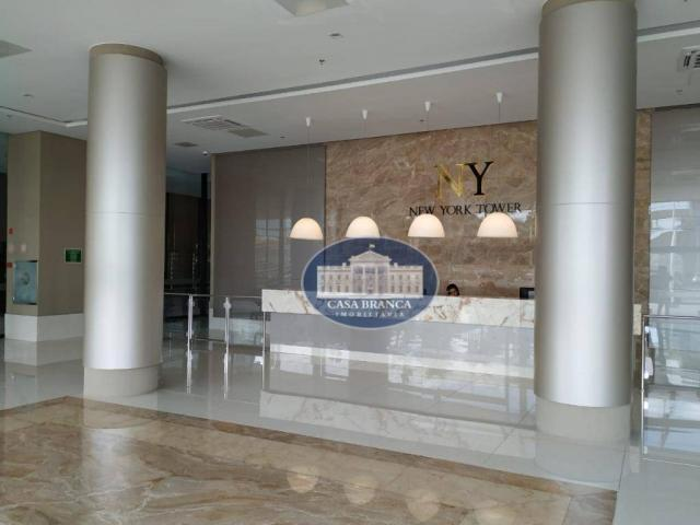 Sala para alugar, 42 m² por R$ 1.900,00/mês - Jardim Nova Yorque - Araçatuba/SP