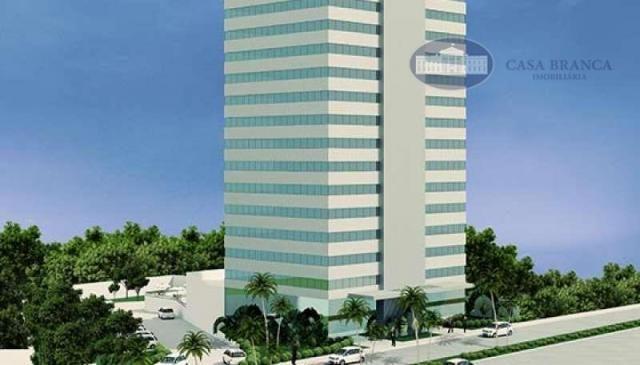 Sala comercial à venda, Jardim Sumaré, Araçatuba - SA0010. - Foto 4