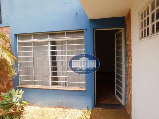 Casa com 4 dormitórios para alugar, 350 m² por R$ 2.400/mês - Bairro das Bandeiras - Araça - Foto 3