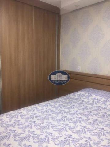 Apartamento com 3 dormitórios à venda, 57 m² por R$ 200.000 - Vila Alba - Araçatuba/SP - Foto 16