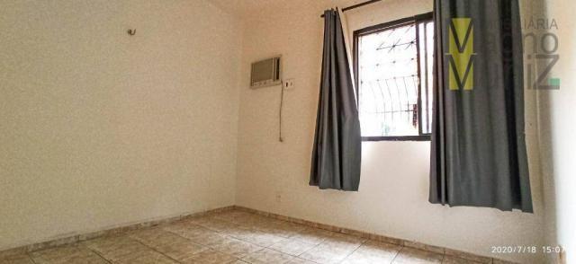 Apartamento com 2 dormitórios para alugar, 46 m² por R$ 650,00/mês - Edson Queiroz - Forta - Foto 6