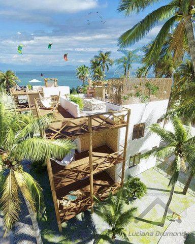 Chalé com Rooftop, 2 suítes, Praia da Barrinha - Foto 2