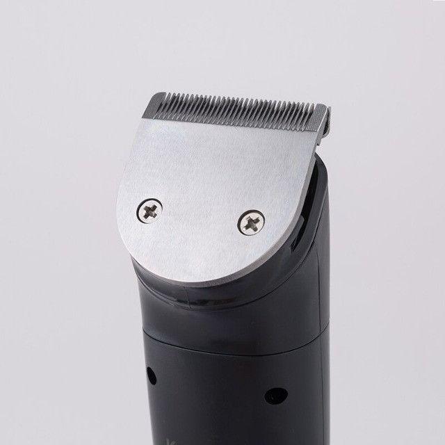 Máquina Cortar Cabelo, Nariz E Barbear Shaver Kemei 3 Em 1 - Foto 5