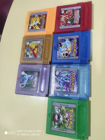 Jogo pokémon cartucho game boy color - Foto 2