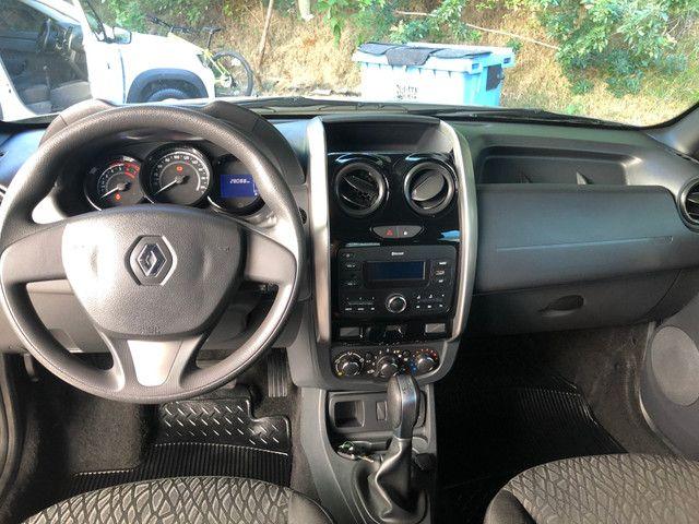 Renault Duster 1.6 Expression 2018/2019 muito nova automática, carro impecável - Foto 5
