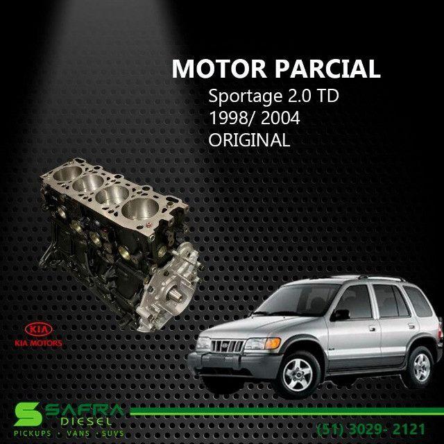 Motor Parcial Sportage 2.0