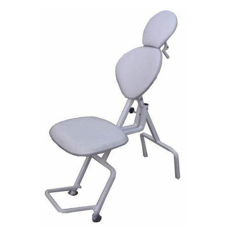 Cadeira De Maquiagem Portátil Design Sobrancelhas - Foto 2
