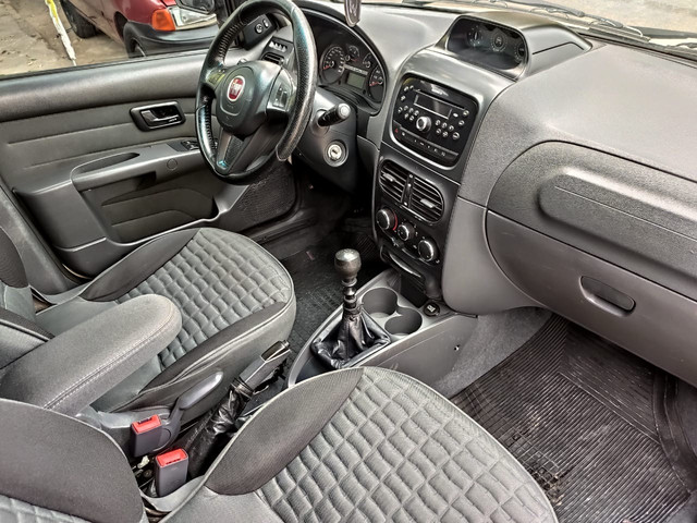 Fiat palio weekend adventure locker branca 2017 - Foto 7