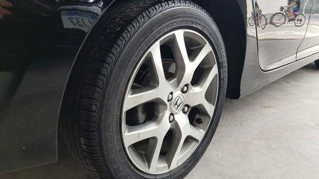 Honda City 1.5 automático EXL completíssimo, impecavel - Foto 8