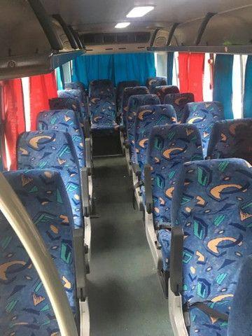 Marcopolo Volare Micro ônibus V8 2008 - Foto 9