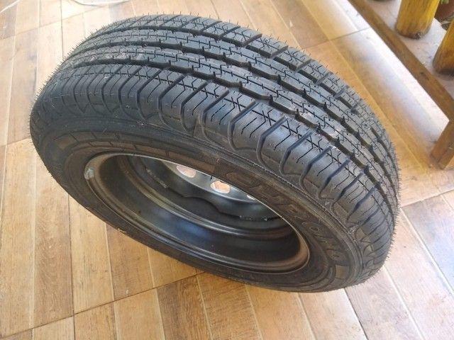 Jogo de pneu