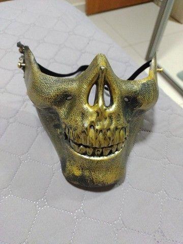 Máscara de caveira