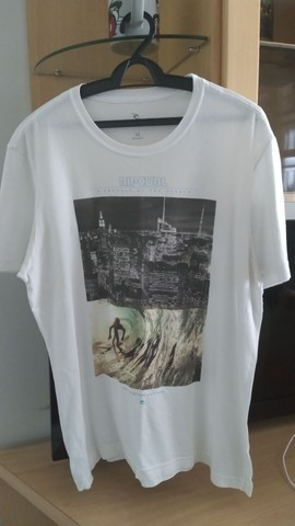 Bazar x Camiseta Masculina x Original x M, G e GG