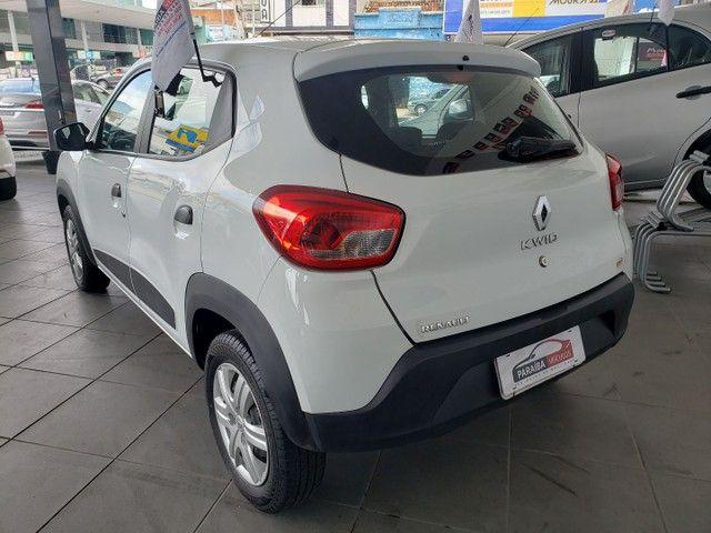 Renault KWID 2020 aceito tro-k falar com Roberto 83 9  *  - Foto 4