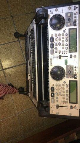 Synthesizer Yamaha MM6 mesa de som staner , Equalizer , DVX para DJ - Foto 5