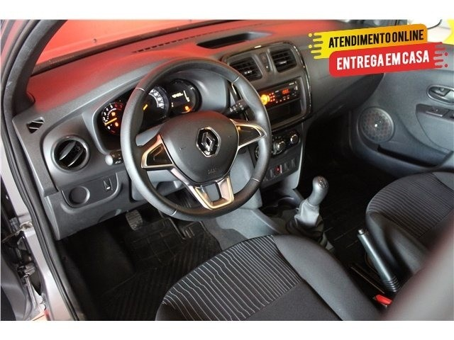 Renault Sandero 1.0 12V Sce Flex Life Manual ***Oportunidade*** - Foto 8