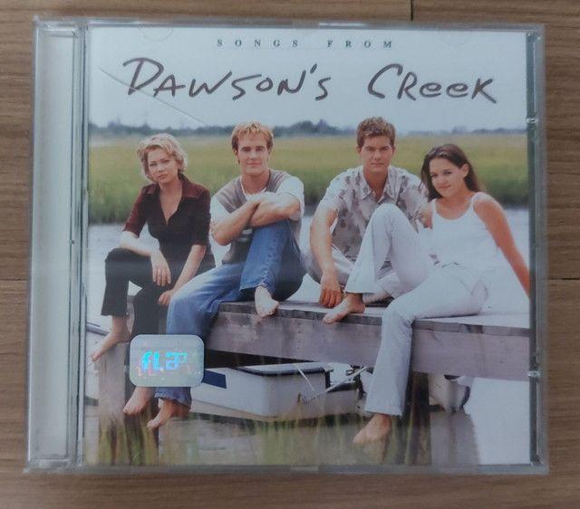 Combo Dawson's Creek: Box Primeira Temporada com 3 dvds + 1 Cd Trilha Sonora - Foto 5