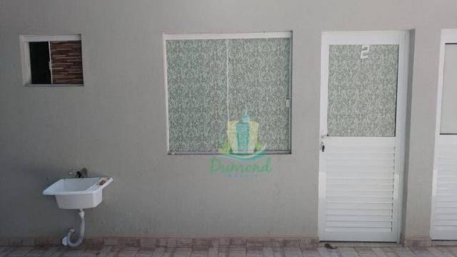 Kitnet com 1 dormitório para alugar com 26 m² por R$ 750/mês no Parque Morumbi II em Foz d - Foto 2