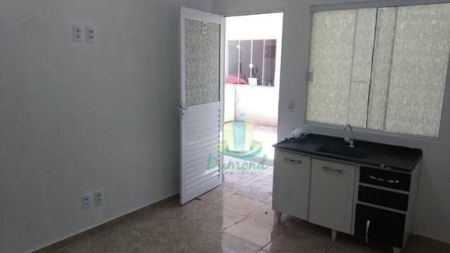 Kitnet com 1 dormitório para alugar com 26 m² por R$ 750/mês no Parque Morumbi II em Foz d - Foto 4