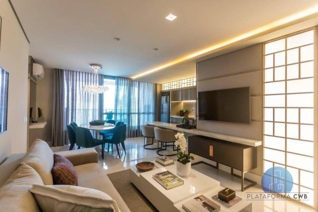 Apartamento com 2 dormitórios à venda por R$ 780.700,00 - Mercês - Curitiba/PR