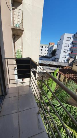 Apartamento à venda com 2 dormitórios em Nossa senhora do rosário, Santa maria cod:100463 - Foto 7