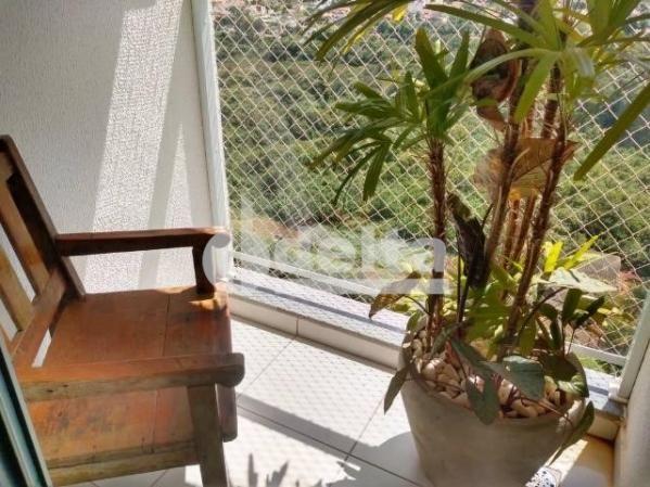 Apartamento para alugar com 3 dormitórios em Morada da colina, Uberlandia cod:643041 - Foto 5
