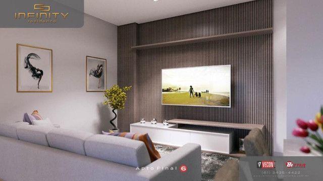 Apartamento Com 3 Suítes - Infinity Residence