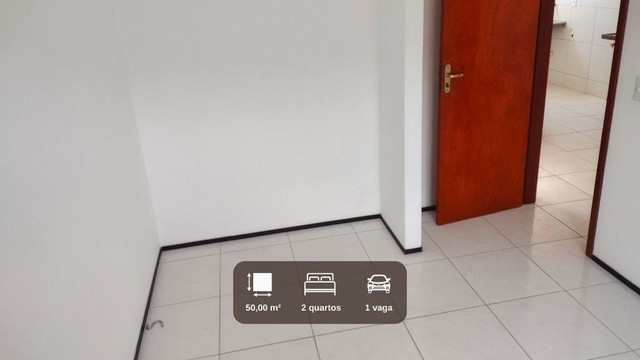 AP1680- Aluga apartamento no Montese com 2 quartos, 1 vaga, sem taxa de condomínio - Foto 5