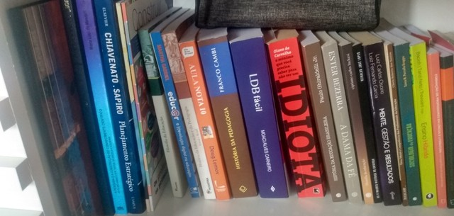 Vendo livros de pedagogia - Foto 2